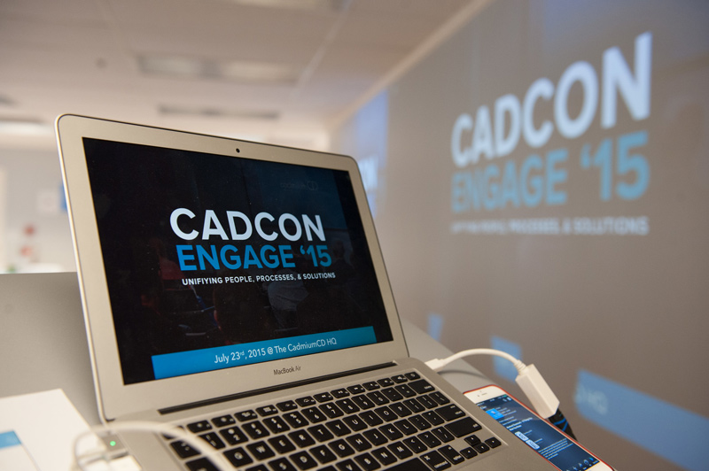 CadmiumCD Unveils New Product Features at CadCon 2015