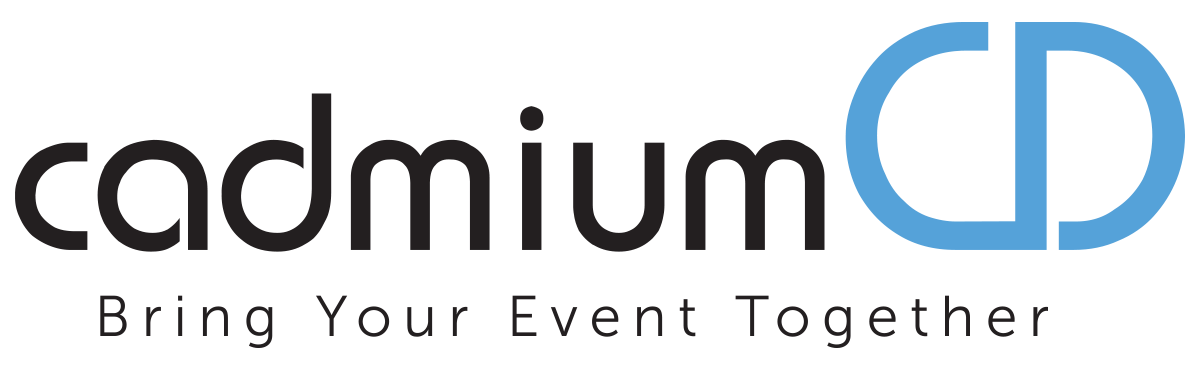 CadmiumCD is the best event technology and educational meetings & conference management software vendor around. Their logo is pretty great too!